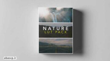 دانلود پریست رنگی فیلم NATURE LUTS