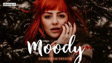 پریست رنگی جدید مودی Moody Presets