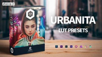 LUT افکت های رنگی ویدیوی پرتره و فشن Urbanita