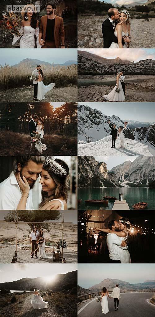 دانلود جدیدترین افکت های عروسی Lake and Forest
