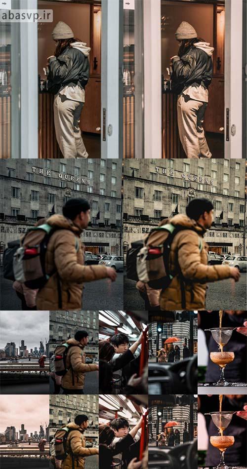 دانلود 10 عدد لایت روم مدلینگ در خیابان