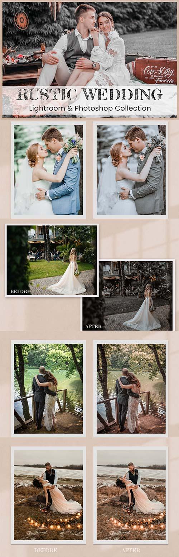 دانلود پریست ودینگ 10 rustic wedding